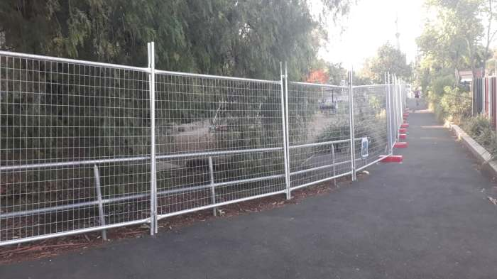 Adam's pic of fence